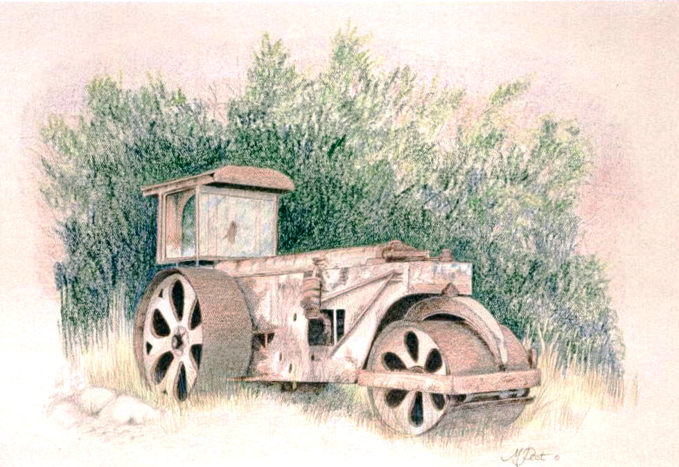 Out to Pasture - SOLD